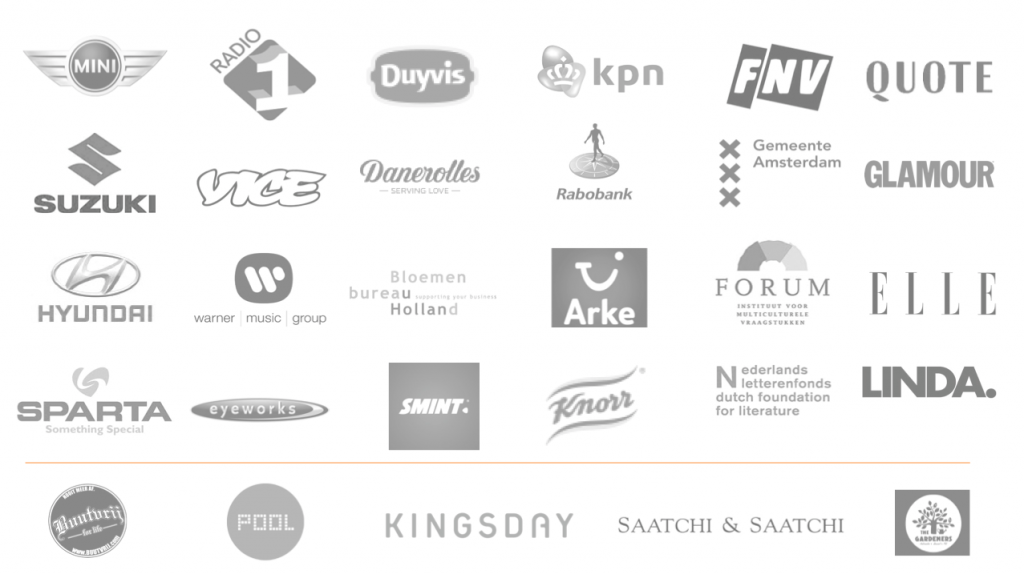 logo brands & friends