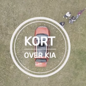 kort over kia
