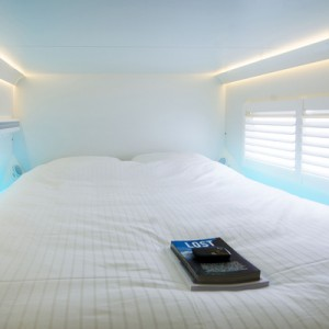 cityhub slaapkamer